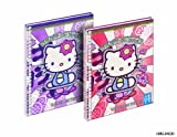 BRUMAN Cahier DE TEXTES Hello Kitty