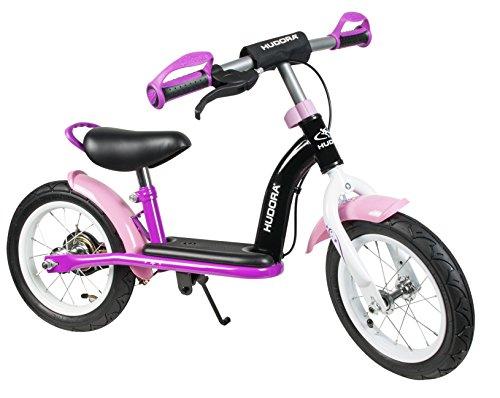 Preisvergleich Produktbild Hudora Laufrad Cruiser Girl, 12 Zoll, pink, 10067