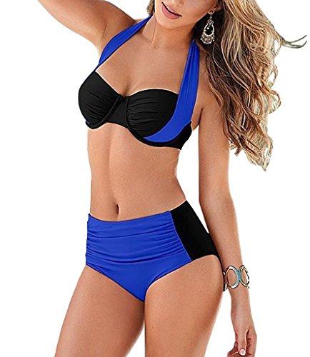vilania-maillot-de-bain-femme-sexy-bikini-hanging-neck-double-couleur-bandage-push-up-bra-et-calecon