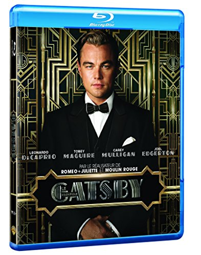 Gatsby : Le Magnifique - Oscar® 2014 du Meilleur Décor - Blu-Ray [Warner Ultimate (Blu-ray)] [Warner Ultimate (Blu-ray)]