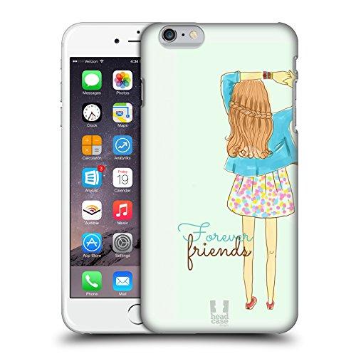 Head Case Designs Unbegrenztheitskleid Meine BFF Hüllen Ruckseite Hülle für Apple iPhone 5 / 5s / SE Unbegrenztheitskleid