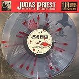 Judas Priest: Rocka Rolla - Limited Edition Bloody Splatter Vinyl - 1.111 Stück nummeriert [Vinyl LP] (Vinyl)