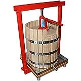 Prensa hidráulica gbp-30–Exprimidor, uvas, bayas, frutas, vino, de manzanas para sidra