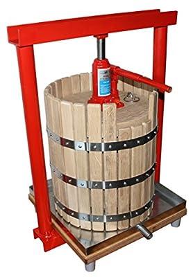 Hydraulische Presse gbp-30-Saftpresse für Äpfel, Trauben, Beeren, Obst, Wein, Apfelwein