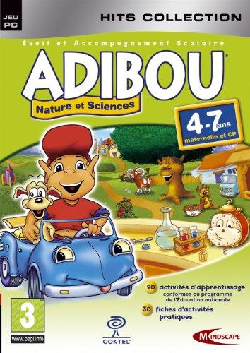 Adibou Nature et Sciences - 4/7 ans, maternelle/CP