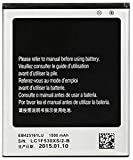 E-World Battery Compatible for Samsung Galaxy Grand Duos i9082(2100 mAh)_Color : Black