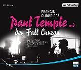 Paul Temple und der Fall Curzon (Paul Temples Fälle, Band 1) - Francis Durbridge