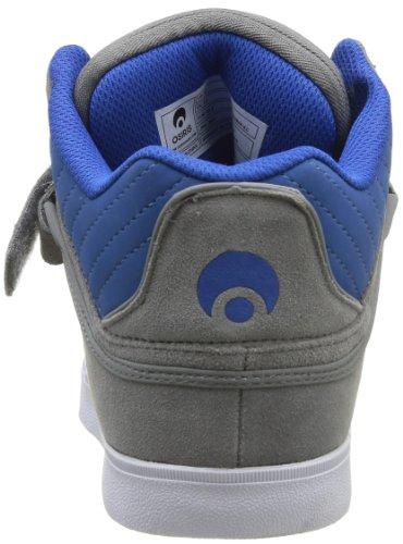 Osiris  BINGAMAN VLC,  Scarpe da skateboard uomo Grey/Blue/White