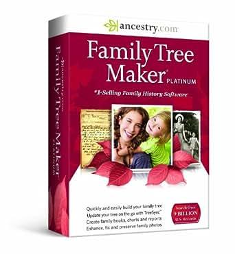 Family Tree Maker Platinum Edition [Download]