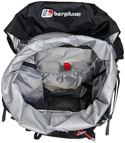 Berghaus Reisetasche Wilderness GLD Black/Carbon