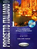 Progetto Italiano 1: Corso Multimediale di Lingua e Civilta Italiana (Italian Edition) by Telis Marin, Sandro Magnelli (2006) Perfect Paperback