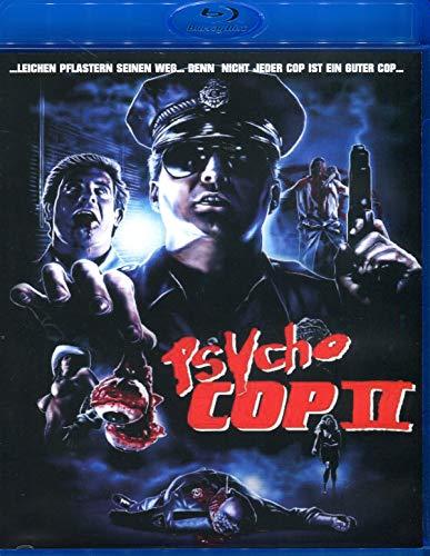 Psycho Cop 2 - Uncut [Blu-ray]