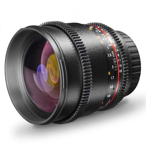 Walimex Pro 85mm 1:1,5 VCSC
