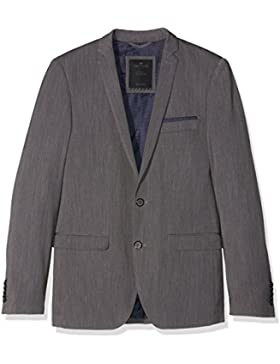 TOM TAILOR Herren Sakkos Solid Clean Suit Jacket