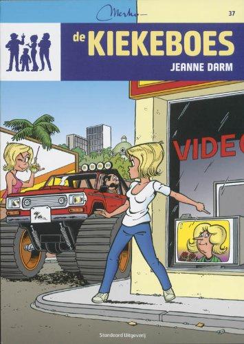 De Kiekeboes 37: Jeanne Darm