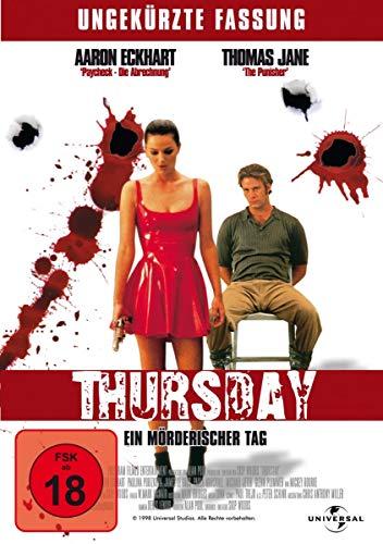 Schwarz Architekten-reihe (Thursday - Ein mörderischer Tag)