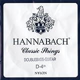 Hannabach Cuerdas para Guitarra Cl?sica Special Modelo especial Re4