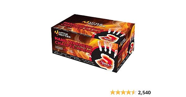 Little Hotties Hand Warmers Disposable