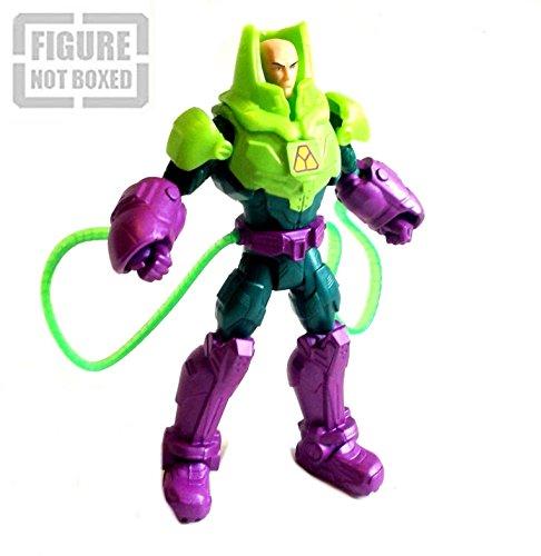 DC Comics Superman Villain LEX LUTHOR Action 15,2cm Figur Spielzeug (nicht verpackt) (Pfeil Und Deathstroke)