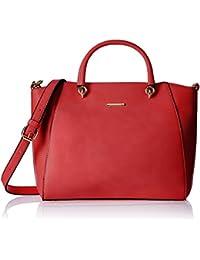 Diana Korr Women's Shoulder Bag (Red) (DK53HRED)