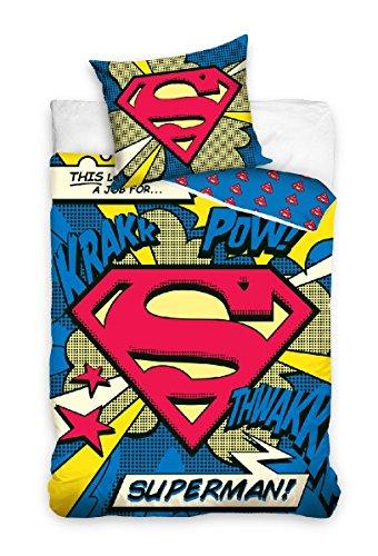 superman-super-heros-wendebettwasche-100-baumwolle-bettbezug-140-x-200-kissenbezug-70-x-80-dekoidee