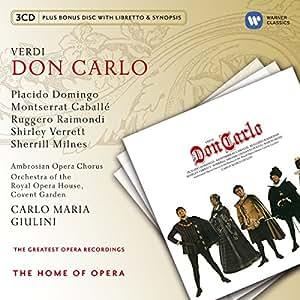 Verdi: Don Carlo (Home of Opera)