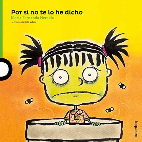 Por si no te lo he dicho / In Case I Haven't Told You par Maria Fernanda Heredia