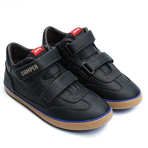 Camper Kids Pursuit Sella Navy Sneaker 28 Navy