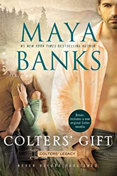 Colters' Gift (Colters' Legacy Book 5) by [Banks, Maya]