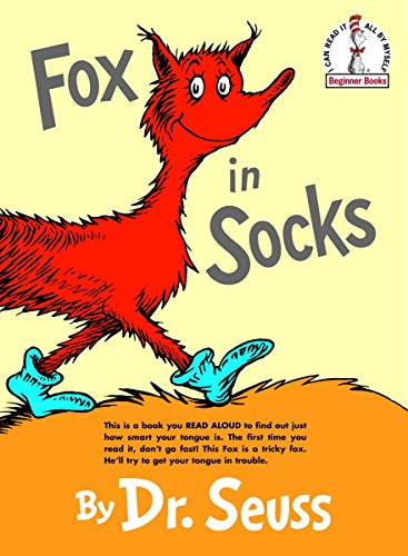Fox in Socks (Beginner Books(R)) (English Edition)