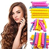 BOXO Hair Rollers For Women, Hair Curling Accessories For Women, Parlour Use And