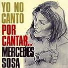 Yo No Canto Por Cantar (Slidepack)