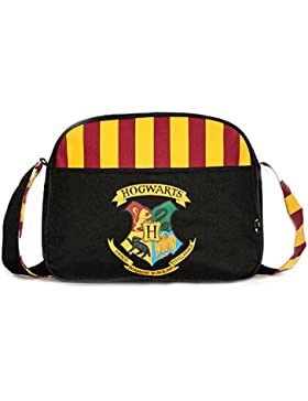 Borsa Tracolla STEMMA DI HOGWARTS da Harry Potter 38x29cm ORIGINALE Groovy Messenger Bag