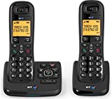 Best Cordless Phones - BT XD56 Twin Cordless Phones with Answering Machine Review