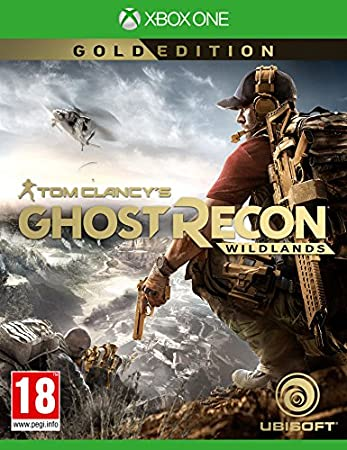 Ghost Recon Wildlands Gold Edition Xbox One