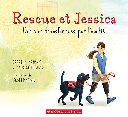 Rescue Et Jessica: Des Vies Transform?es Par l'Amiti? - Amis Boston