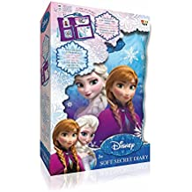 Soft Secret Diario Frozen