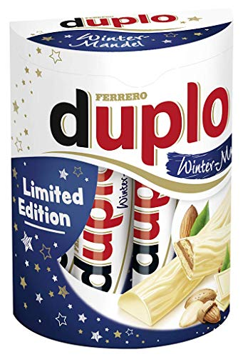 Ferrero Duplo Winter-Mandel Limited Edition 4er Pack (4 x 182g)