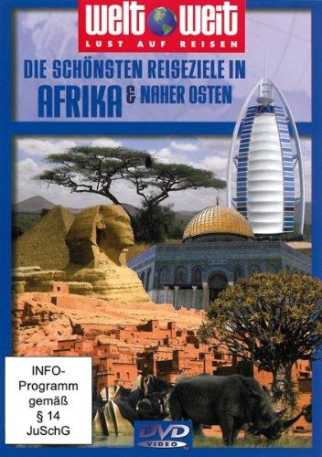 Die schönsten Reiseziele in Afrika & Naher Osten - welt weit