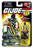 G.I. JOE Hasbro 3 3/4' Wave 10 Action Figure Croc Master by HASBRO (English Manual)