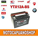 Batterie ytx12 a-bs RMS HONDA NT V Deauville 650 2000 2001 2002