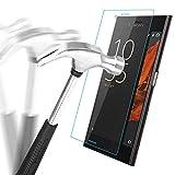 Sony Xperia XZ Panzerglas , Repou 9H Hartglas Glasfolie Sony Xperia XZ Tempered Glass Folie Bild 1