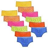 #5: ALOFT kids Multicolor Printed Cotton Briefs (Pack of-12pcs)