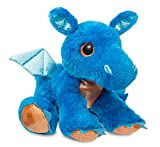 Aurora World 60859Sparkle Tales GB drago di peluche, blu, 30,5cm