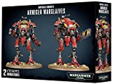 Warhammer+40k+-+Imperial+Knights+Armiger+Warglaives