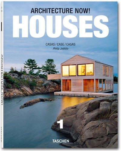 Architecture now! Houses. Ediz. italiana, spagnola e portoghese: Architecture Now! Houses - Volumen 1 (Varia 25) por Philip Jodidio