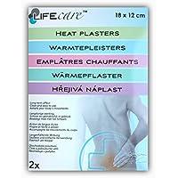 8 St. Wärmepflaster 18 x 12 cm Wärmepads Anti Schmerz Pflaster preisvergleich bei billige-tabletten.eu