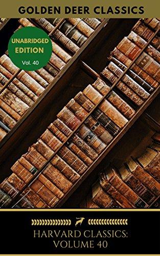 Harvard Classics Volume 40: English Poetry 1: Chaucer To Gray (English Edition)