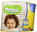 Huggies Unistar Windeln, Größe 6(15–30kg), 2Packungen à 36[72Windeln]