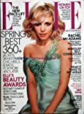 ELLE LANGUE ANGLAISE du 01/04/2007 - RACHEL MCADAMS - WOMEN ON TOP - THE NEW FACE-LIFT - SPRING BEST - BEAUTY - ANXIOUS - WHAT IT TAKES TO GET AHEAD - ERIC BANA - LOSING YOUR AMBITION